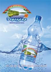 Минеральная вода Горецкая