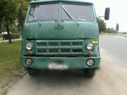 продам грузовик МАЗ с прицепом КАМАЗ на ходу в спарке