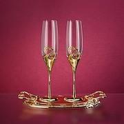 Свадебные бокалы. Эксклюзивные подарки
