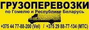 Перевозки по маршруту Гомель-Мозырь-Столин-Мозырь-Гомель