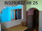 Квартира на сутки 2-х. комн. WI-FI. TV-40 каналов. 8-029-832-88-25