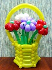 Игрушки из воздушных шариков