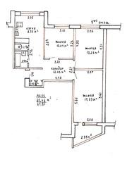 Продажа 3-х комнатной квартиры в Мозыре