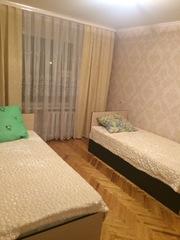 2-комнатная евро квартира в 4-м районе г.Мозыря только на сутки.