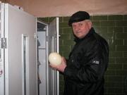 Продам инкубатор б/у на 72 страусиных яйца