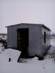Контейнер под дачу,  гараж,  склад 2.7х7.0 м